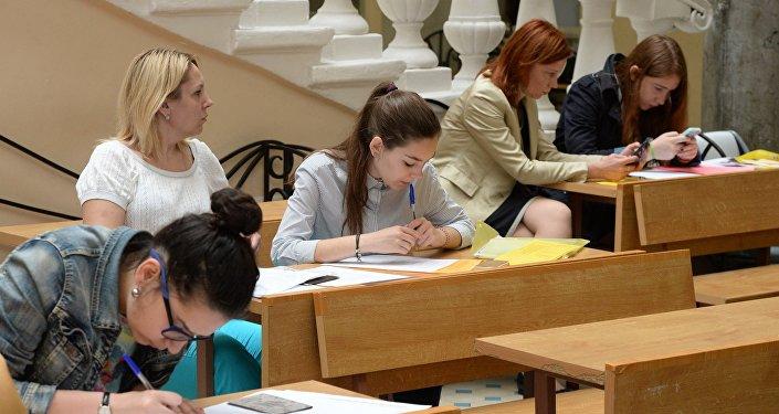 俄西伯利亞將舉行首場漢字聽寫大會