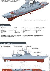 「完善」號護衛艦