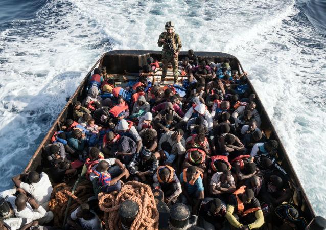 世界粮食计划署向欧洲发出预警:可能会出现新的移民危机