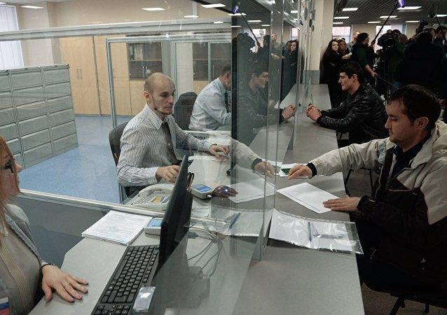 一个月内约600名乌兹别克公民根据移民协议赴俄务工