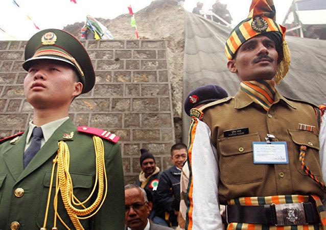 印度外交部:印中两国商定和平解决拉达克问题