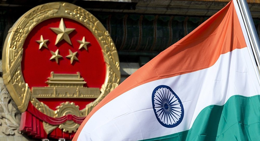中国和印度之间的互信更多了