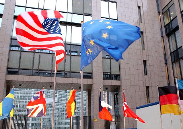 美國31日將宣佈對歐盟鋼鋁產品徵收關稅