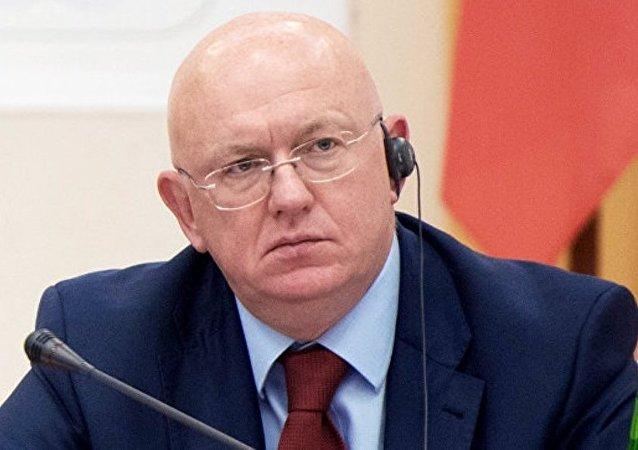 常驻联合国代表:美国延长叙化武袭击调查期限决议草案旨在质疑俄在叙作用