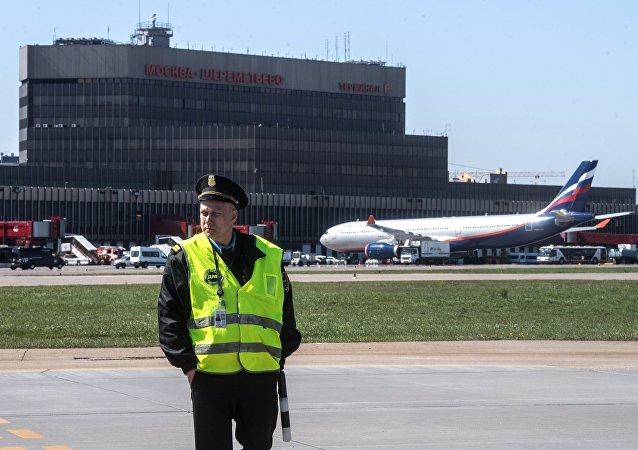 莫斯科谢列梅捷沃机场