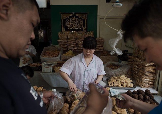 中国美团外卖网为穆斯林提供特别服务