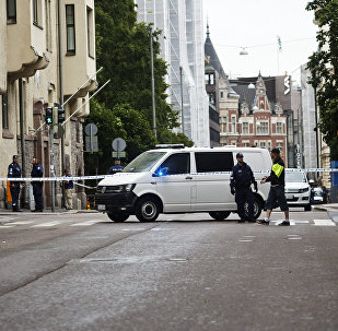 據警方消息,芬蘭圖爾庫市多人受到刀傷