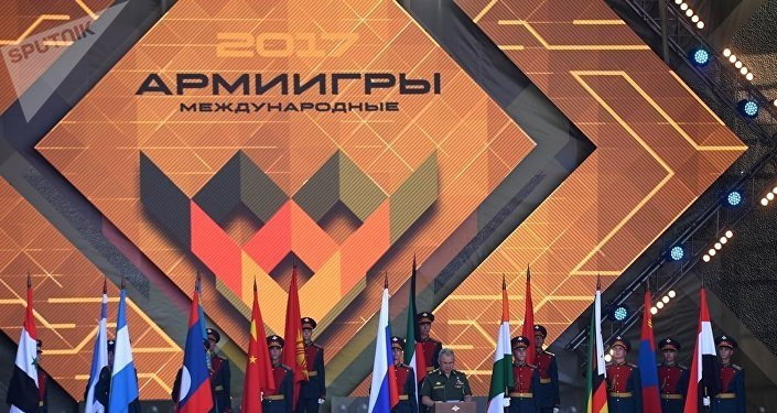 國際軍事比賽 2017