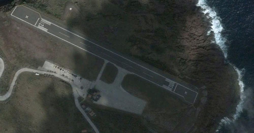 令人毛骨悚然的机场