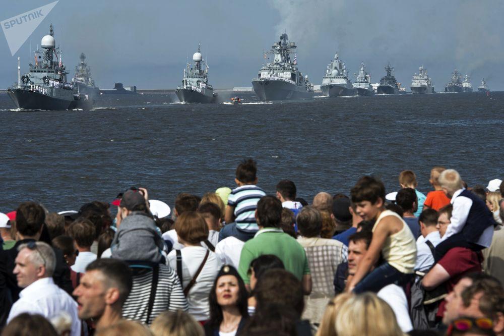 俄罗斯海军舰艇
