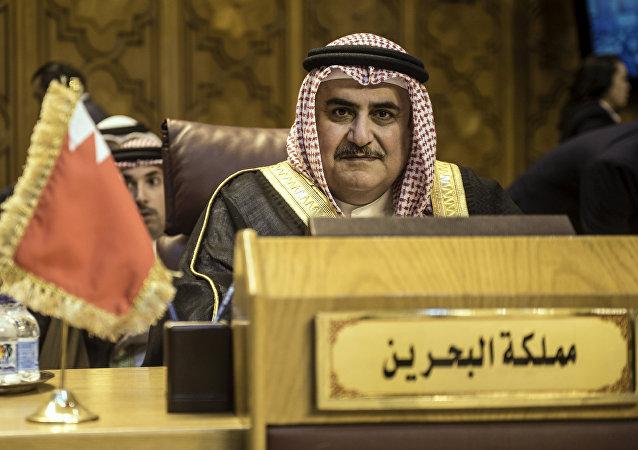 巴林外交大臣谢赫哈立德