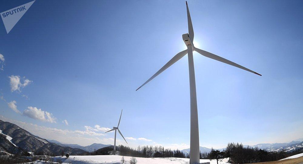 全球能源互联网组织主席:加快向清洁能源转型迫在眉睫