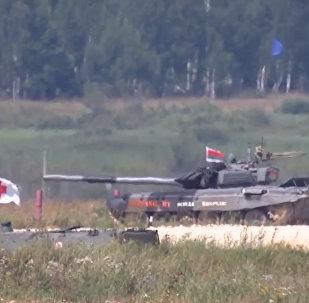 7月29日,国际军事比赛-2017开幕