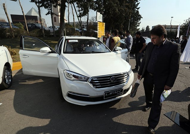 中国汽车在俄销量中SUV的份额超过80%