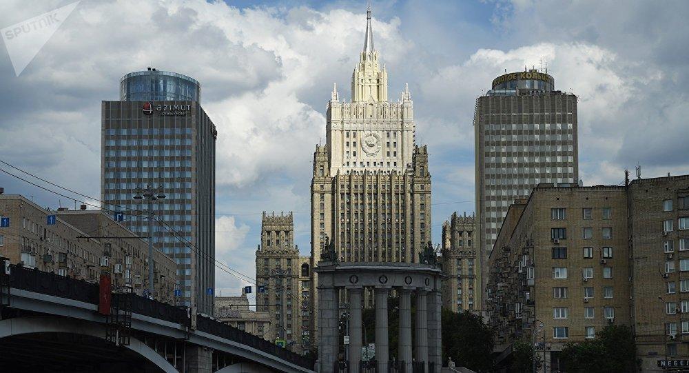 俄外交部表示,莫斯科希望朝鲜不要对美韩军演做出反应,并保持克制