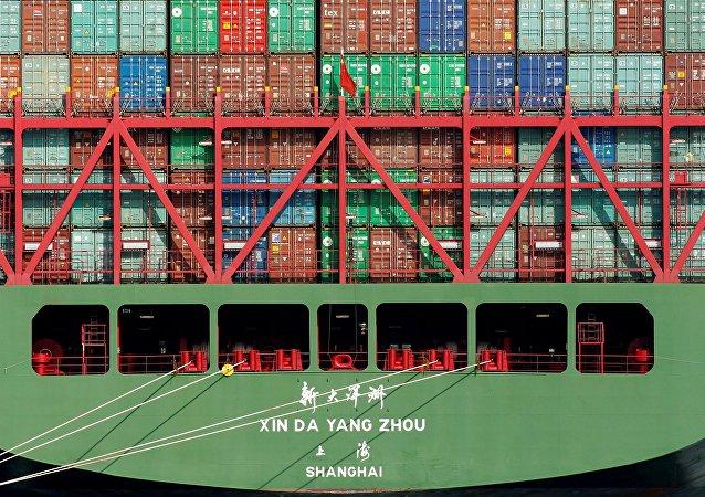 珲春铁路口岸2017年进境货物总量同比增长超25%