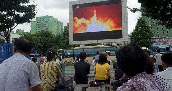 美总统:安理会制裁将对朝鲜经济造成严重后果