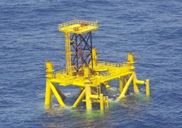 日本抗议中国勘探东海争议区域天然气资源