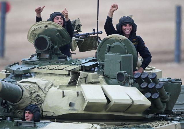 亚美尼亚军人