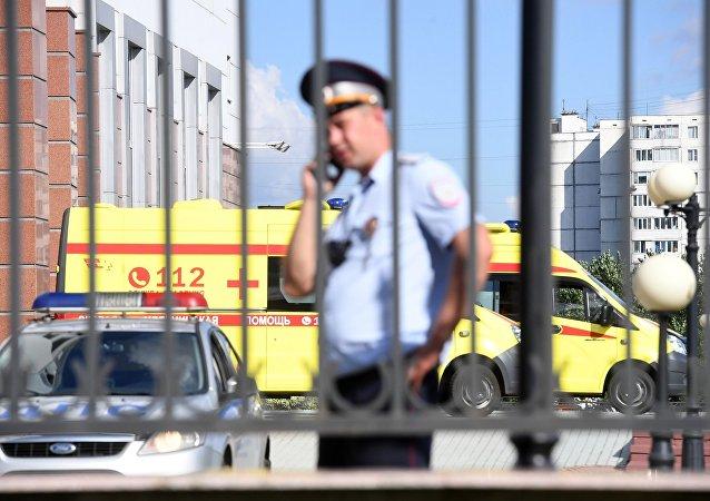 莫斯科州法院发生枪击事件 导致3人死亡
