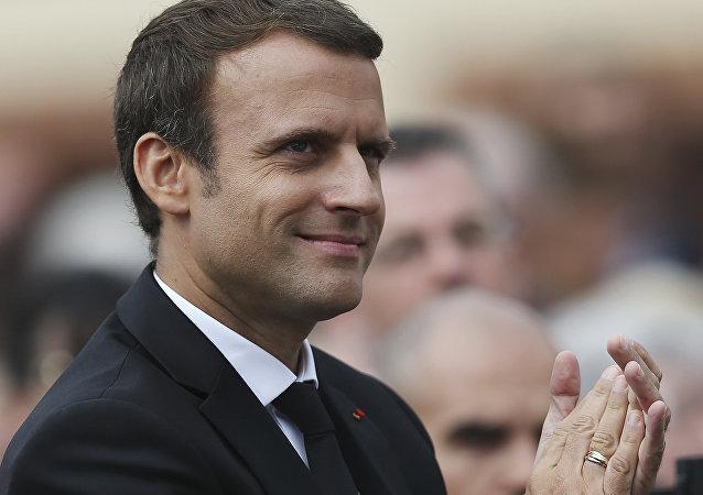 中国外交部:法兰总统马克龙将于1月8日至10日访华