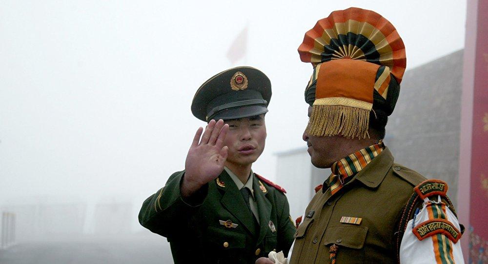 俄媒: 中印或免一战?