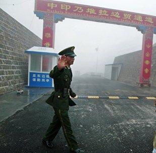 中國要求印度停止借洞朗活動考驗中國耐心