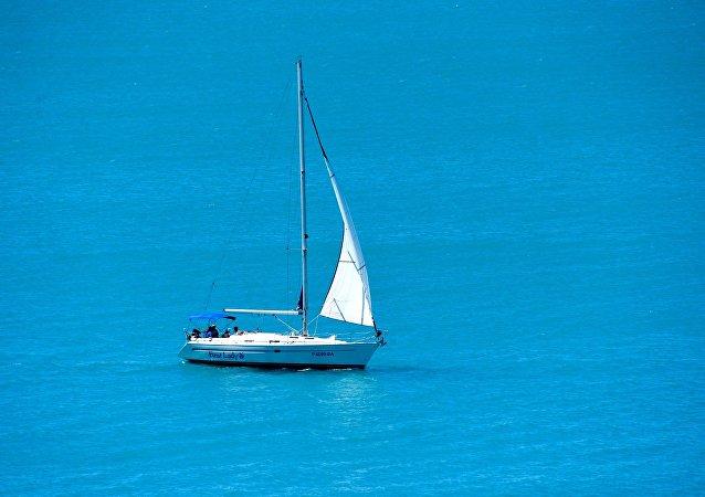媒体:土耳其一艘游艇在马尔马里斯港沉没 3人失踪
