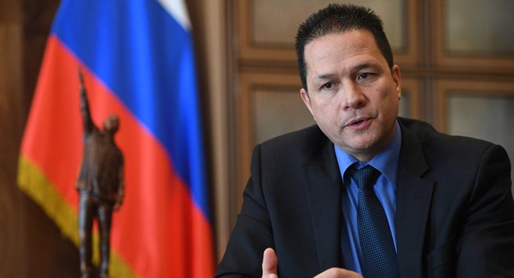 委内瑞拉驻俄罗斯大使托尔托萨