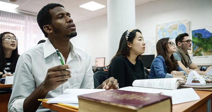 中國成為俄羅斯第二大留學生源國