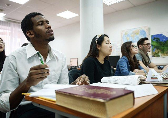 中国成为俄罗斯第二大留学生源国