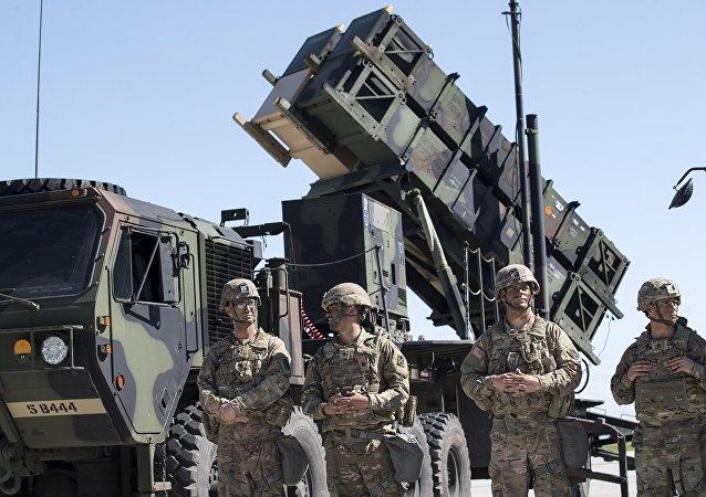 爱国者导弹防空系统