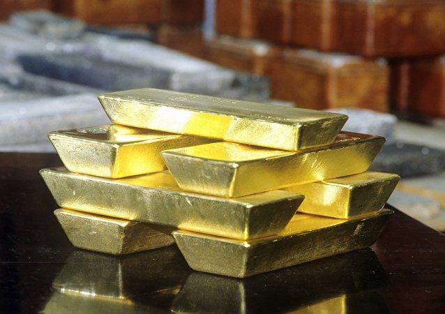 世界黄金协会:俄央行今年第三季度购金量创纪录