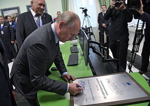 普京呼吁采取灵活的方案为远东联邦区投资项目引进外籍专家