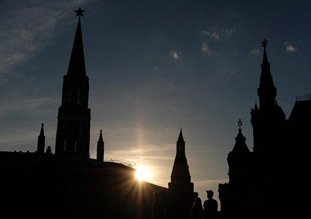 四分之一俄公民没有去过莫斯科