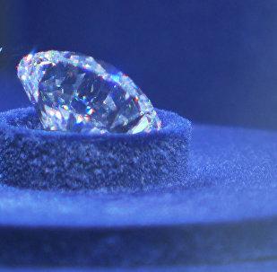 俄罗斯最昂贵钻石问世