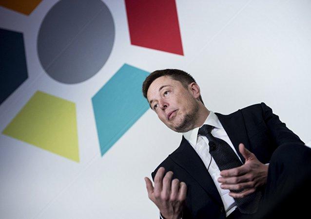 SpaceX公司老板马斯克
