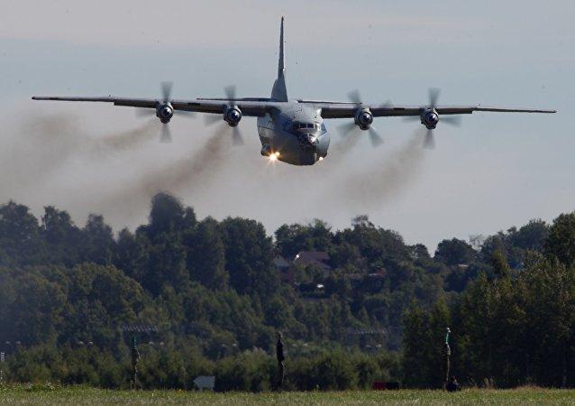 俄专家:中俄两国在军用运输机领域没有竞争
