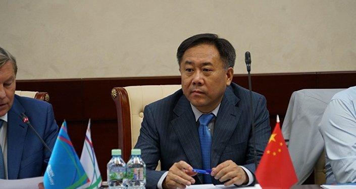 中国驻俄罗斯使馆教育处公使衔参赞于继海