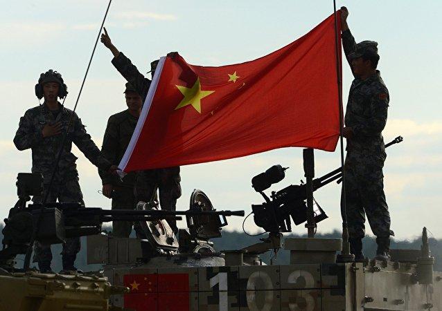 中俄两军将于年内举行计算机联合演习