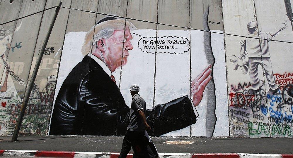 七成以上以色列人不相信特朗普的巴以冲突和平计划会成功