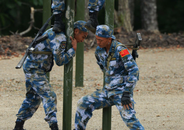 国际军事比赛-2017:俄、中、哈三国目前总体领先