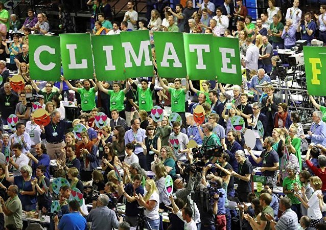 专家预计欧美矛盾会因美国退出气候协定而加深