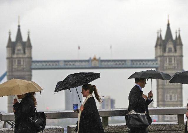 媒體:英國在考慮與歐盟簽署聯合協議