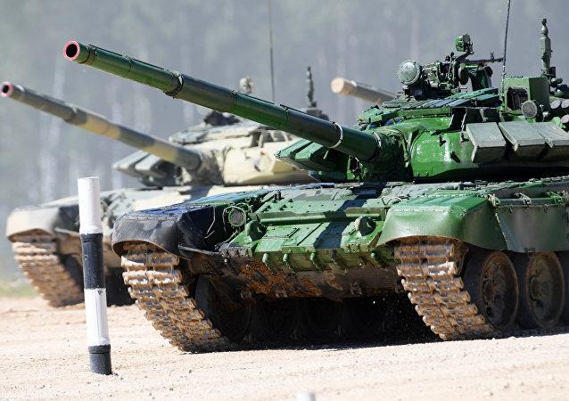 """""""坦克两项"""""""