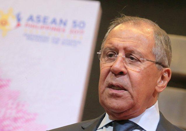 俄不会接受西方国家瓦解叙利亚的企图