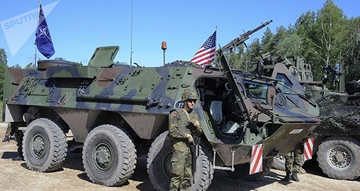 美国民警卫队空军参加同爱沙尼亚的联合军演