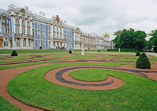 叶卡捷琳娜宫和公园