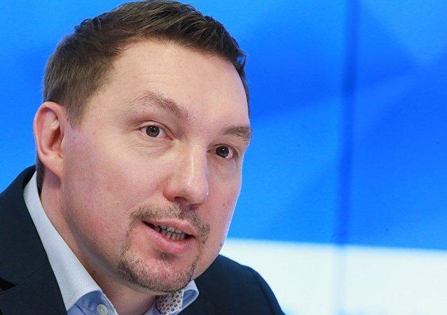俄罗斯互联网事务监察员德米特里·马里尼切夫
