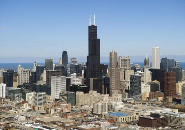 芝加哥市因特朗普政府針對「收容難民城市」的措施將其告上法庭